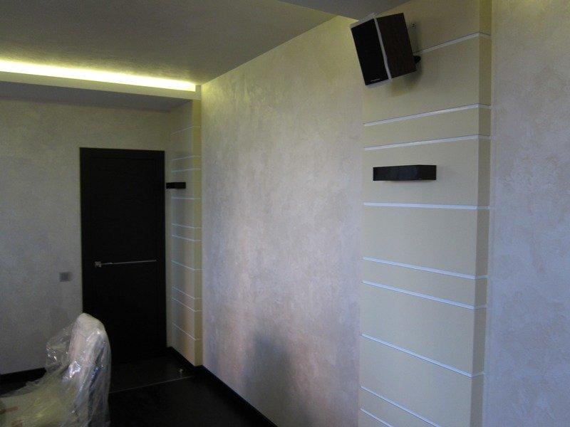 Отделка квартиры Комендантский 75